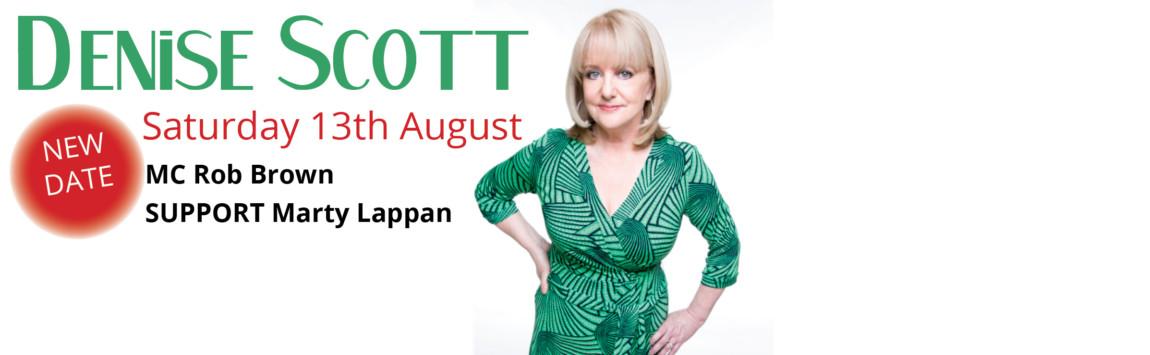 Denise Scott new