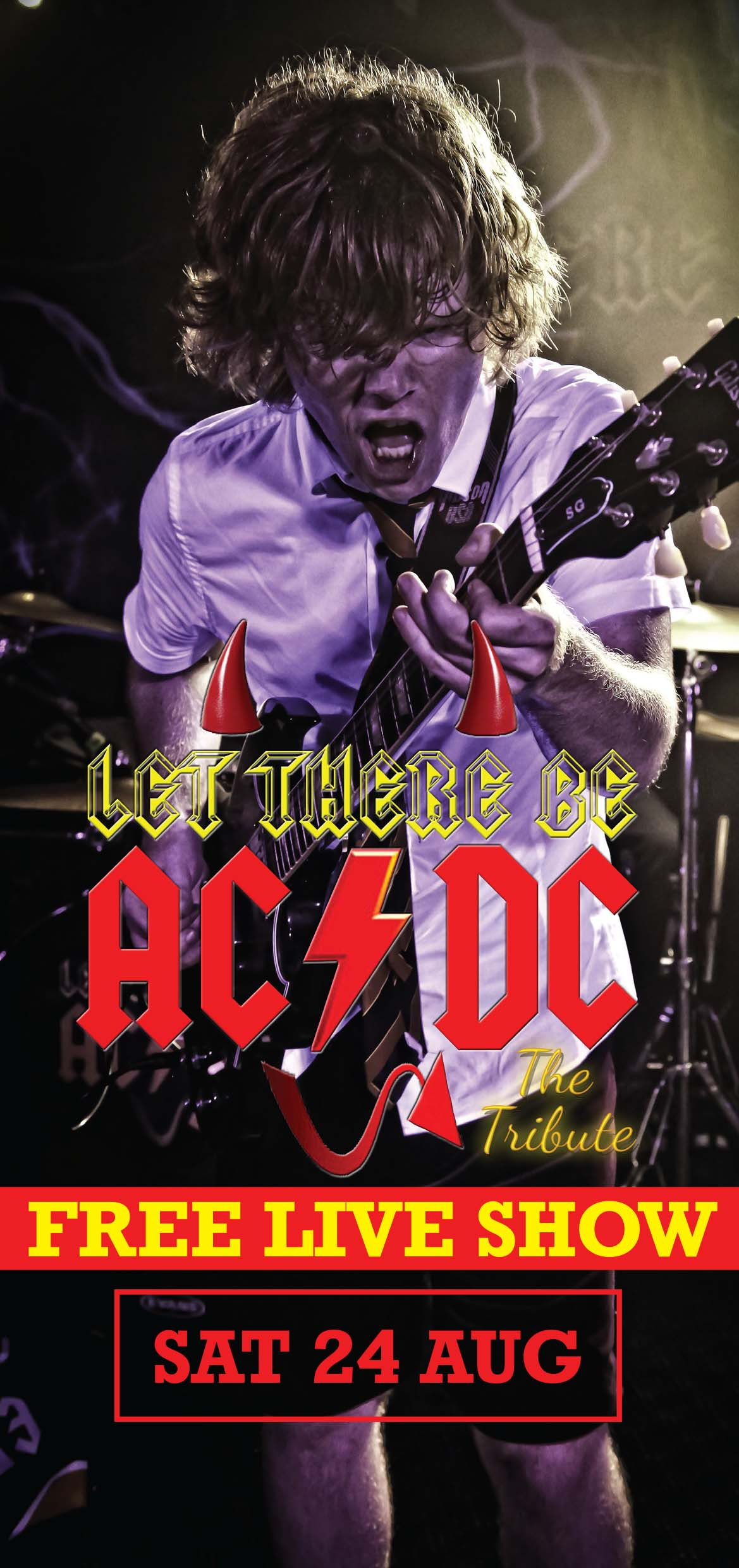 Let there be AC/DC