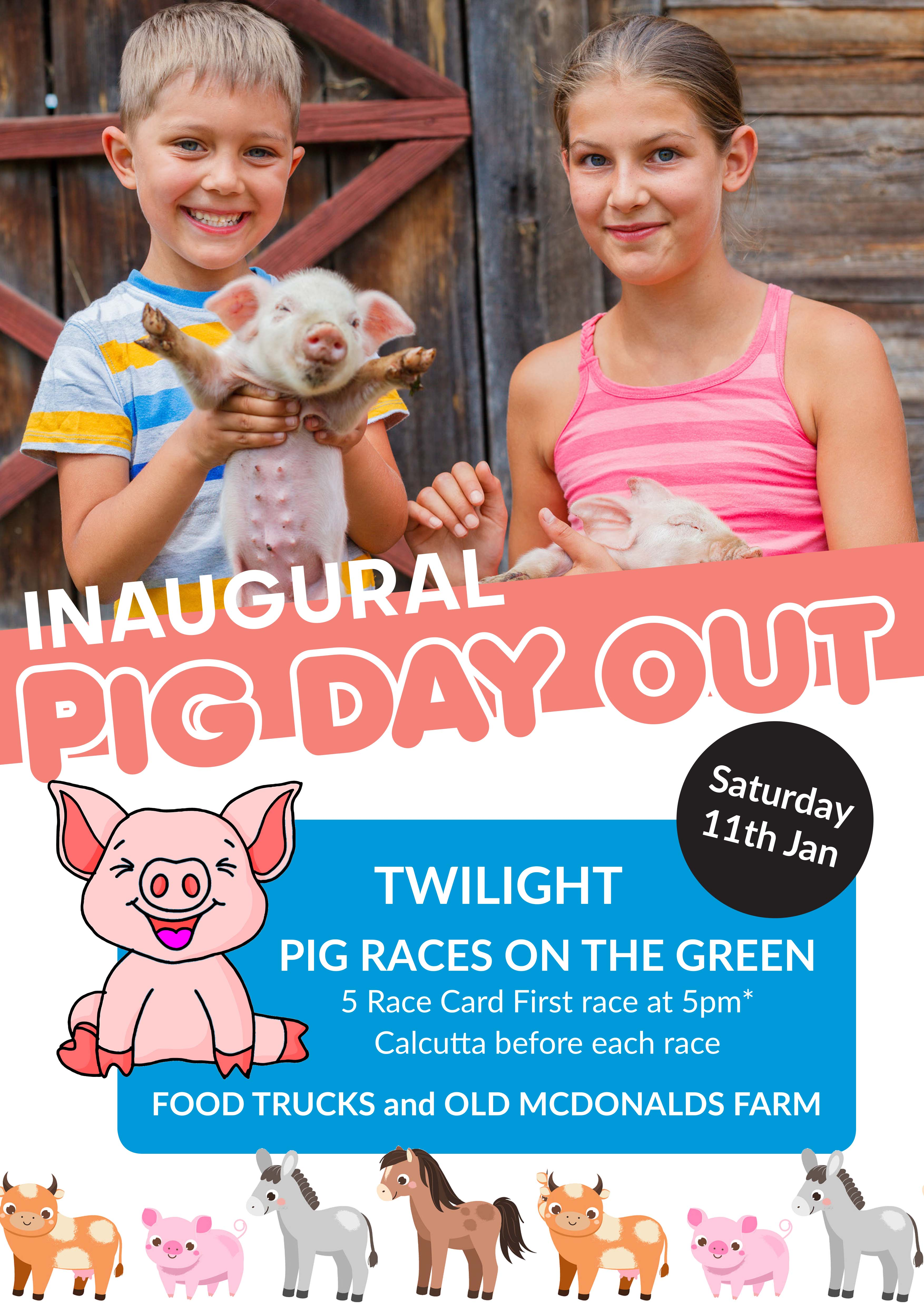 Pig Day Out